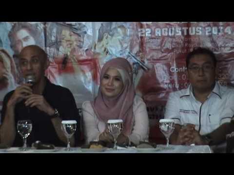 Konferensi Pers Jakarta Melayu Festival 2014 (Bag 2)