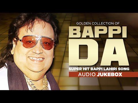 Golden Collection Of Bappi Da || Super Hit Bappi Lahiri Song || Jukebox (Audio)