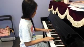 Piano Lesson in Fountain Valley
