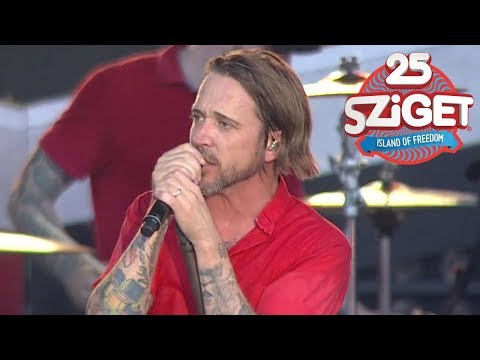 Billy Talent LIVE @ Sziget 2017 [Full Concert]