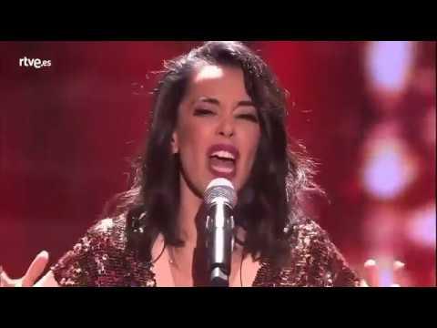 Beatriz Luengo Más que suerte (directo) live