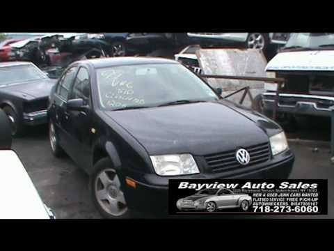 1999 Volkswagen Jetta Vr6 Gls