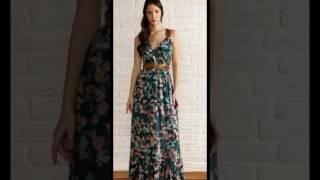 Moda 2018 Fashion 2017 Youth dresses dress flower