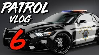 COPS are MEAN & FIREFIGHTERS are SPECIAL (Virtual Ride Along Ep 6)