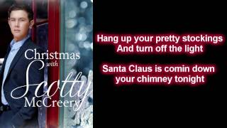 Scotty McCreery - Santa Claus is Back in Town (Lyrics)