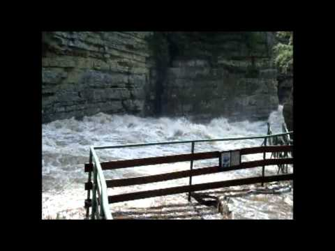 ausable chasm flood