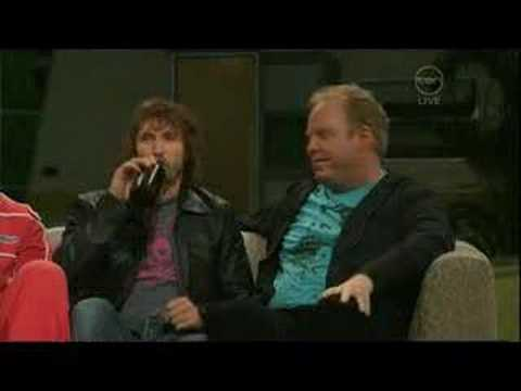 James Blunt funny interview at Rove.