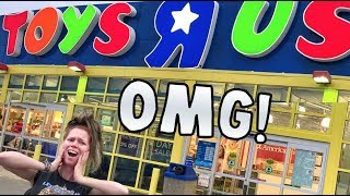 R.I.P Toys R' Us! -  Follow Me Around thumbnail