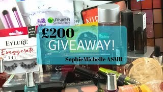 £200 GIVEAWAY Hosted on Instagram *NOT SPONSORED*