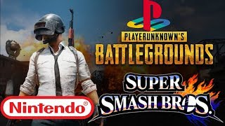 Smash Ultimate DLC Fighters has been Decided by Nintendo | PUBG Coming to PS4  | New Zelda 3D Game