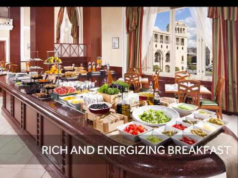 Армения. Armenia Marriott Hotel Yerevan