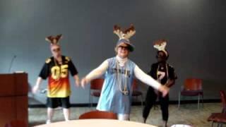 Reindeer Rap