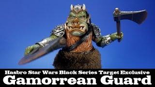 Star Wars Black Series Gamorrean Guard Return of the Jedi Target Exclusive Action Figure