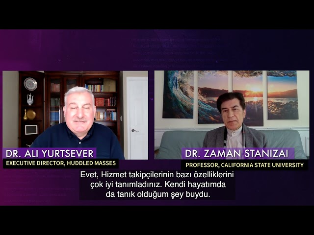A conversation on Hizmet, with Prof. Zaman Stanizai of California State University