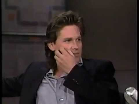 Kurt Russell on Letterman 1986