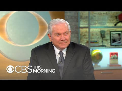 Secretary Robert Gates reflects on George H.W. Bush's restraint and humor