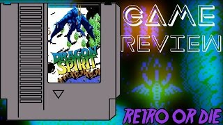 Dragon Spirit: The New Legend (NES) Game Review