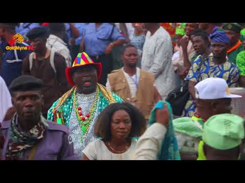 K1 DE ULTIMATE'S PERFORMANCE AT CORONATION OF HIS ROYAL MAJESTY OBA PROF  ADEYEMI ABDUKABIR OBALANLE