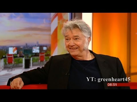 Martin Shaw on BBC Breakfast - 5 May 2016