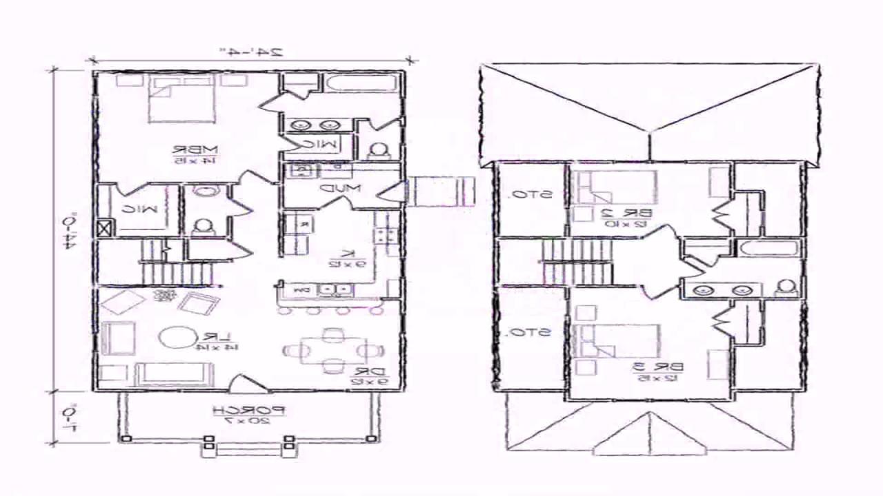 Autocad Floor Plan Templates Free See Description Youtube