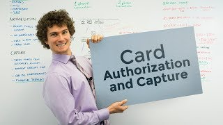 Card Authorization and Capture