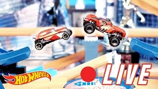 🔴 LIVE! Hot Wheels Stop Motion Marathon | Hot Wheels