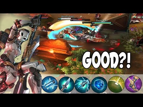 Is Alpha Good!? |Vainglory CP Alpha Build Jungle Gameplay
