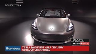 Tesla Says Model 3 Production Is on Track