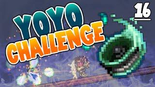 Terraria 1.3.2 Yo-Yo Expert Challenge || TERRARIAN, RED