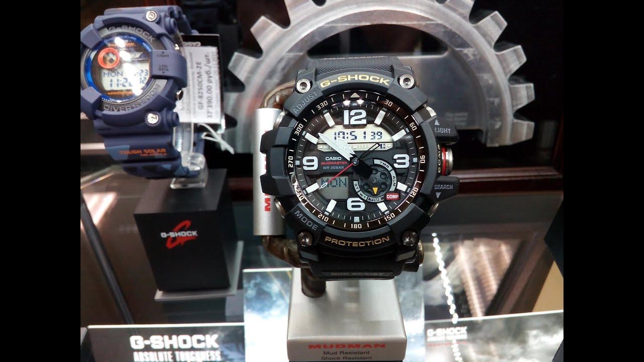 Cs-time.ru CASIO G-SHOCK MUDMASTER GG-1000-1A. Грязезащищенные ... 190c90dc26c