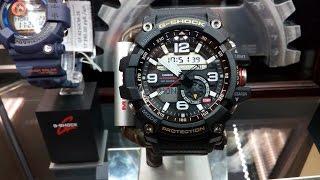 Cs-time.ru CASIO G-SHOCK MUDMASTER GG-1000-1A. Грязезащищенные противоударные водонепроницаемые часы(Мужские спортивные часы CASIO G-SHOCK MUDMASTER GG-1000-1A. Менее крупный и более дешевый вариант знаменитых GWG-1000. Ударопр..., 2016-05-28T08:32:04.000Z)