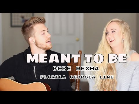 Bebe Rexha ft. Florida Georgia Line - Meant to Be (cover by Lindee Link & Zach Nelson)