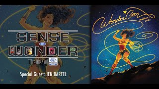 Sense of Wonder: The Art of WonderCon Anaheim with Jen Bartel