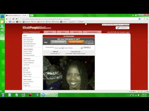 Ddawg's Dating Site Adventures - Black People Meet