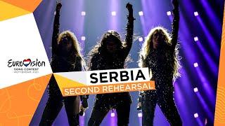 Hurricane - Loco Loco - Second Rehearsal - Serbia 🇷🇸 - Eurovision 2021