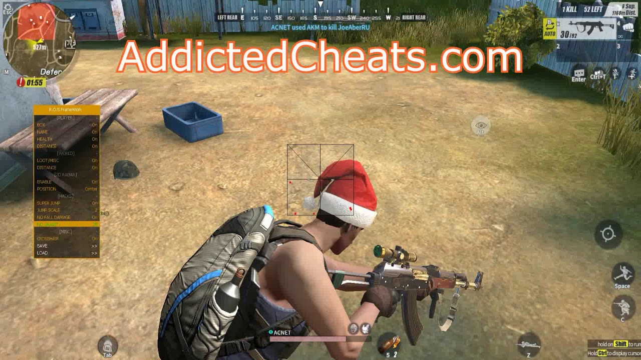 aimbot rules of survival pc 2018