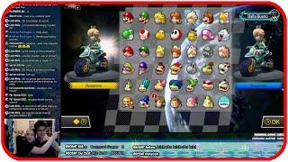 Estoy de Regreso, pueden preguntar lo que sea 😅 Mario Kart 8 Deluxe Con mi Novia xD