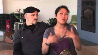 Homer & Cristina Ladas talk about the Organic Tango School & their latest Video Lessons