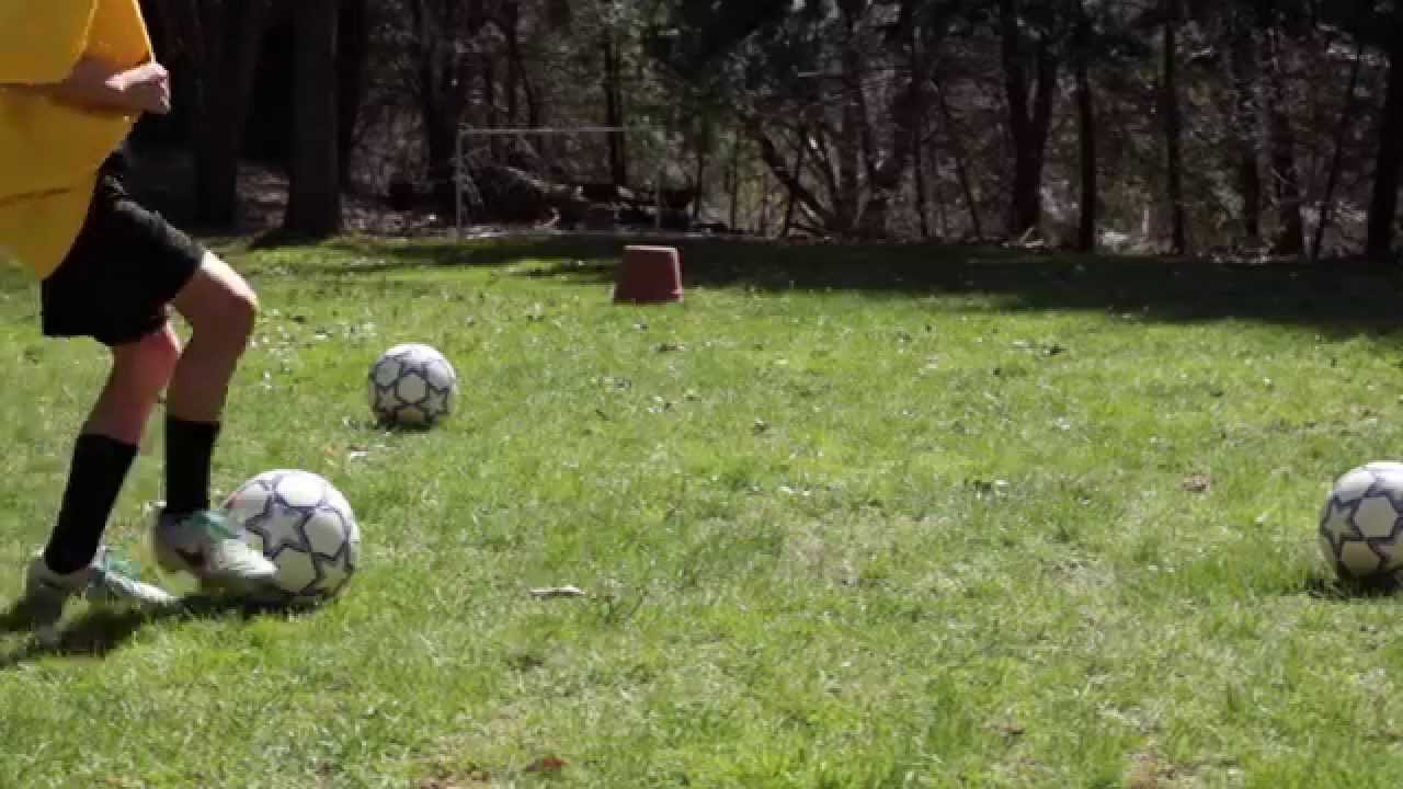 soccer croquet from u0027soccer ville u0027 backyard skills dvd youtube