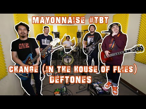 Change (In the House of Flies) - Deftones | Mayonnaise #TBT