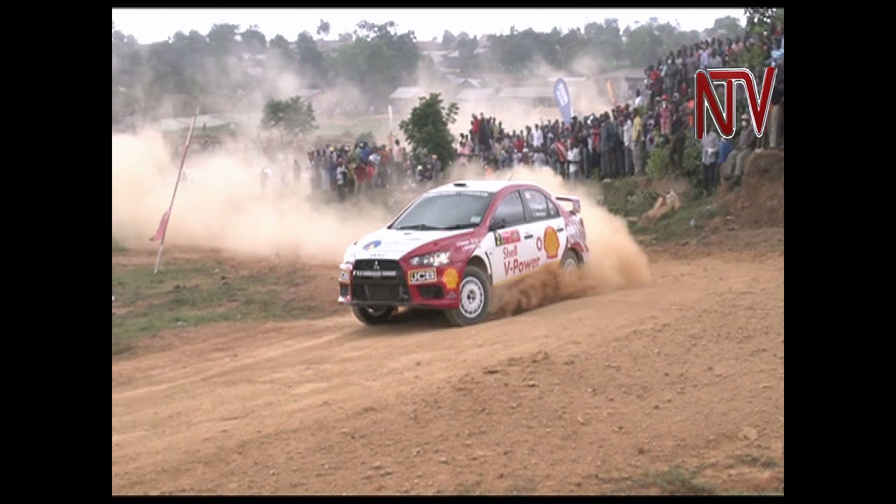 Local drivers sweep top positions on day one of Pearl of Africa ...