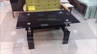 Стеклянные журнальные столы. Стол журнальный CT-346. Cocktail Tables.(, 2016-04-22T09:23:27.000Z)