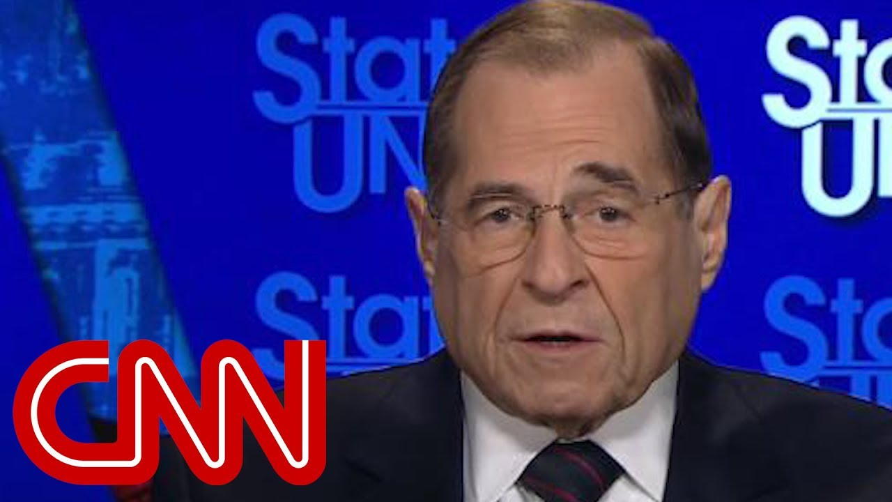 Nadler willing to take Mueller report to Supreme Court