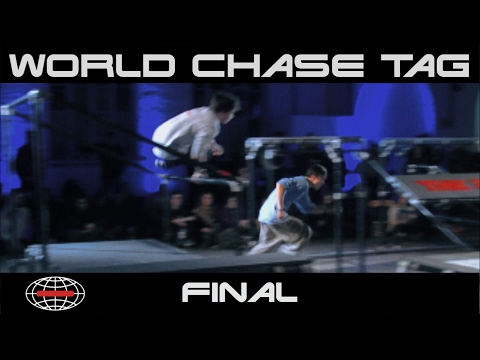 Chase Tag Championship Final: Evasion Compilation