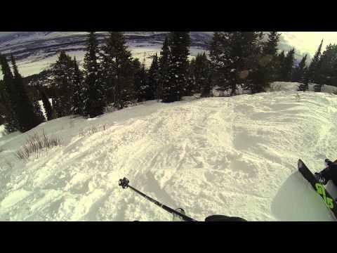 James & Justin Ski NYE 2013 Part 2