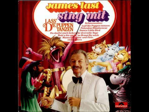 "James Last Band: ""Yes Sir I Can Boogie"" / ""Sorry I´m a Lady"", 1978."