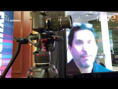 "E4 Experience: Sharp Talks 8K Ecosystem with 80"" Display, 8K Micro Four Thirds Camera and 8K Camera"