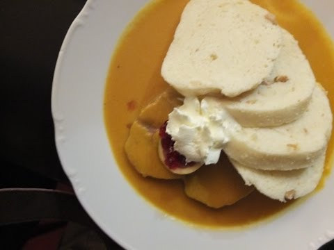 Czech Food in Prague