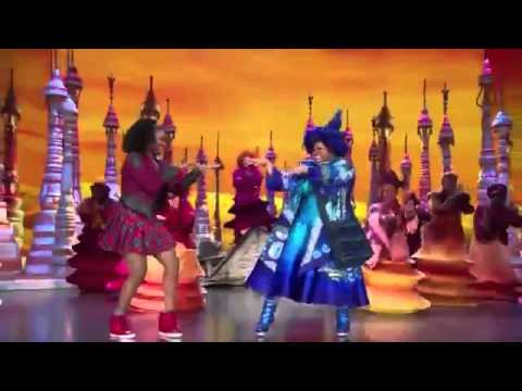 "The Wiz Live!- ""He's The Wiz""- (Amber Riley & Shanice Williams)- NBC Special"