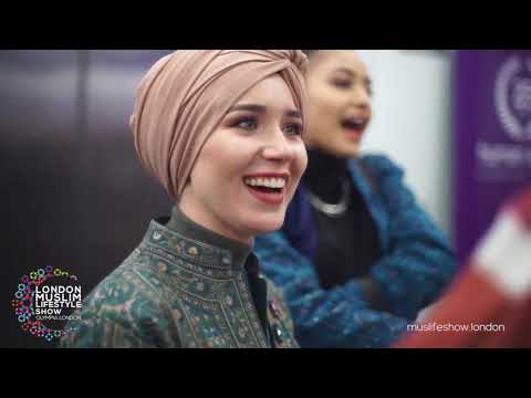 London Modest Fashion Week at London Muslim Lifestyle Show 2017
